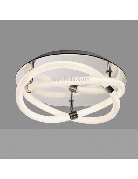 Plafón LED de techo moderno Infinity Line de Mantra 6609