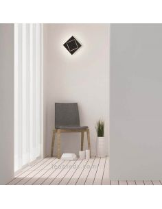 Aplique de pared LED moderno cuadrado Dakla Mantra 6427