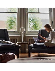 Lámpara de Sobremesa LED moderna serie Olimpia de Mantra 6596 | LeonLeds Lámparas de sobremesa