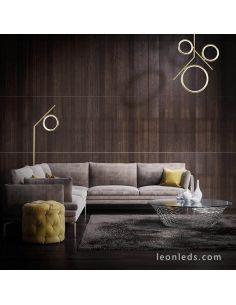 Lámpara de Sobremsa LED Olimpia de Mantra