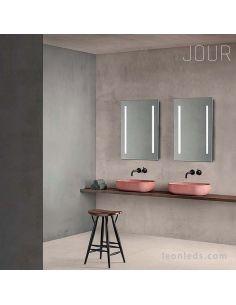 Espejo de baño LED Jour de Acb Iluminación