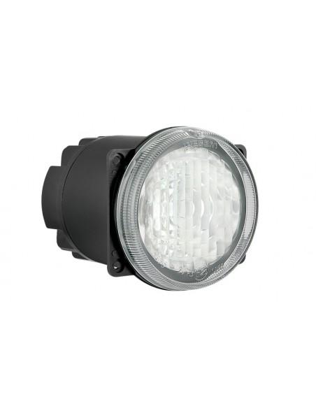 Foco Redondo Ø80 LED | Faro redondo LED Luz Diurna | Faro LED Luz Diurna | LeonLeds Iluminación