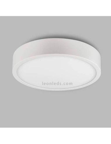 Plafon LED 30w redondo saona de mantra | LeonLeds Plafones LED