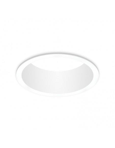 Downlight Arkos Light Deep Mini 2 IP54 Blanco potente | Downlight decorativo de Diseño Arkos Light | LeonLeds