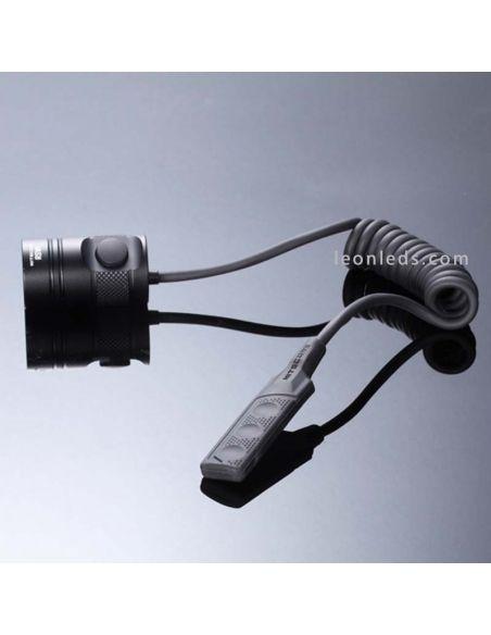 Pulsador Linternas LED Nitecore RSW1 | LeonLeds Nitecore
