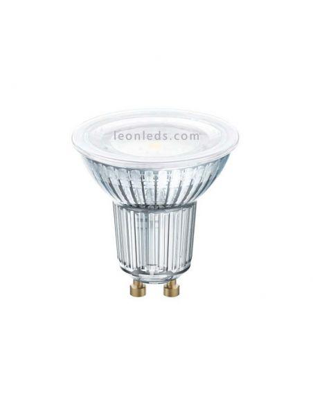 Bombilla Led GU10 Cristal 3,6W Osram LedVance Dicroica Barata Halogena LED de 36º  | LeonLeds