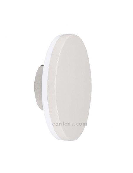 Aplique LED exterior Blanco modelo Bora de Mantra | LeonLeds Apliques LED