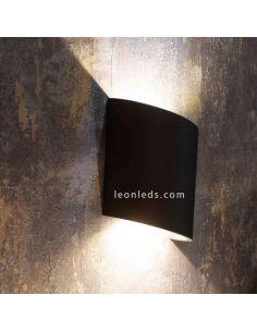 Aplique LED de exterior Sochi de Mantra 6530 6531 | LeonLeds Apliques para exterior