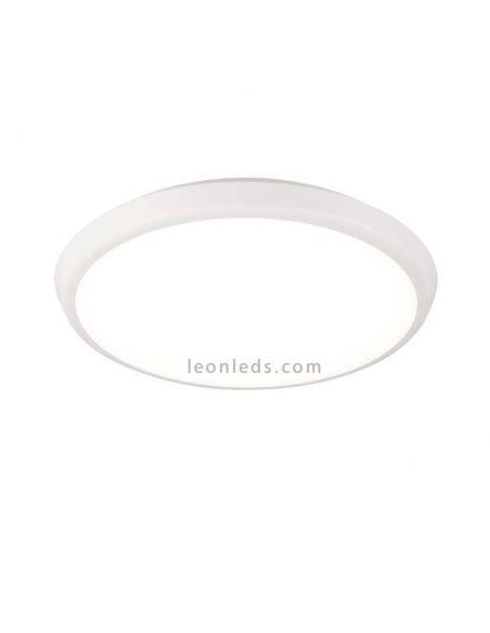 Plafón LED Aneto 18W para exterior | LeonLeds Plafones Exteriores