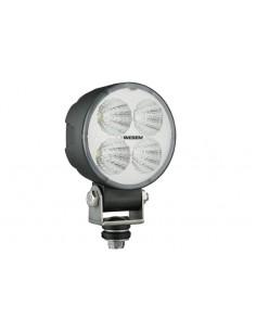 Faro redondo LED para tractor cosechadora Class, New Holland, John Deere Deutz | LeonLeds Iluminación