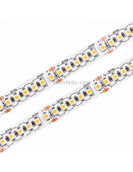Tira LED alta potencia 12V y 24V 3528 | Leonleds Iluminación