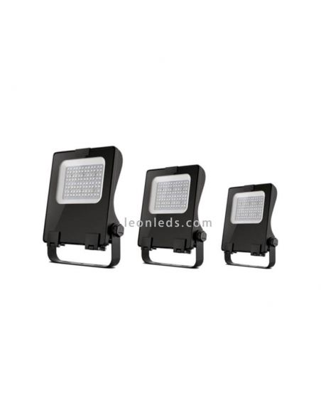 Gama CREE CFL de exterior 150W | LeonLeds Focos LED exterior