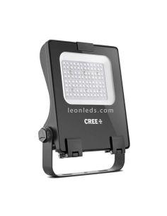Cree CFL para exterior potente 200W | LeonLeds Focos LED exterior