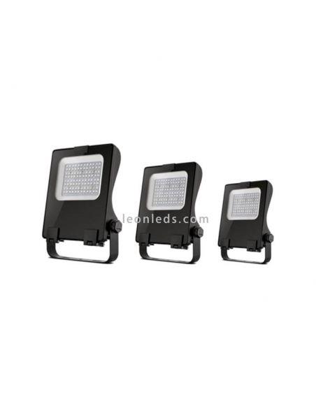 Gama Focos LED exterior Cree CFL | LeonLeds Cree CFL