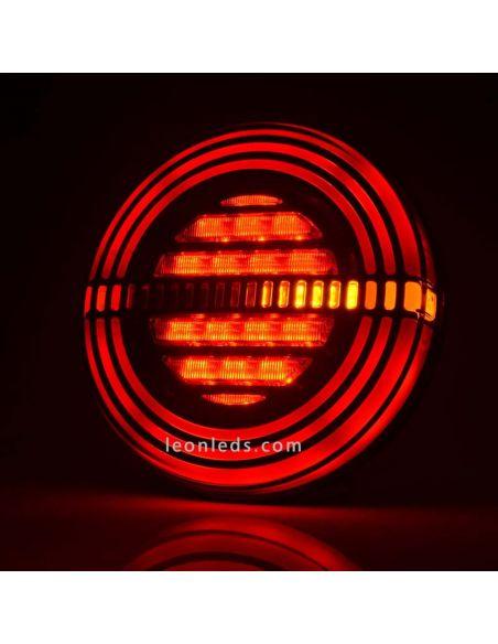 ✅ Piloto LED redondo Neon de Was nuevo modelo 2019 | LeonLeds Pilotos LED