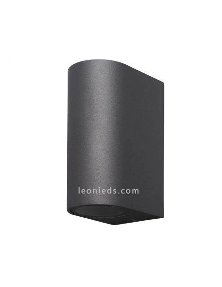 Aplique exterior Vertical redondeado Kandanchú 6510 | LeonLeds