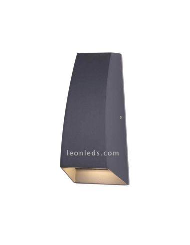 Aplique exterior moderno LED serie Jackson de Mantra 6542 6543   LeonLeds Exterior LED