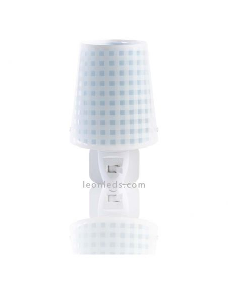 Luz de noche LED serie Vichy de Dalber | LeonLeds