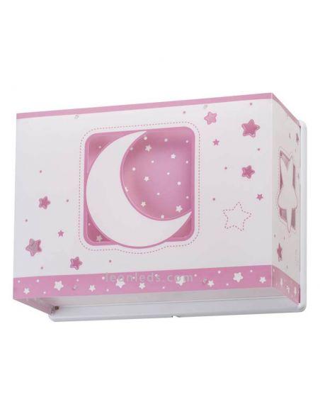 Aplique Rosa Moon Light 63238S Dalber | LeonLeds