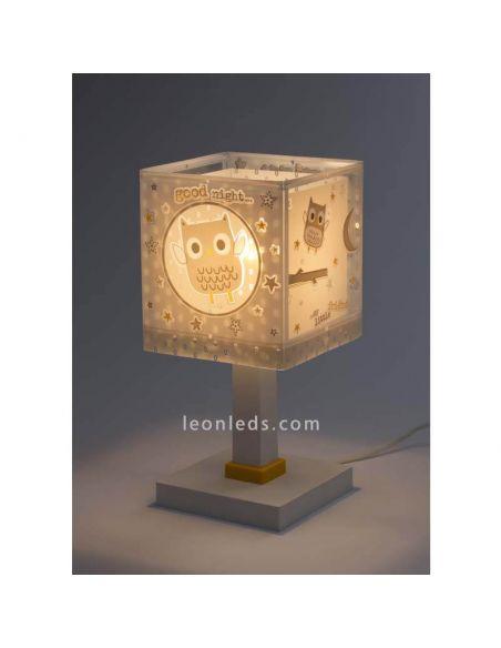 Lámpara de sobremesa Original | LeonLeds Lámparas de sobremesa