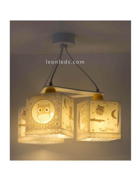 Lámpara de techo infantil Dabler 63394