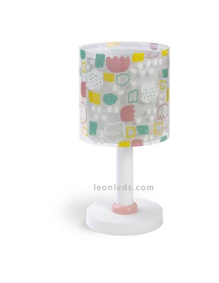 Lámpara de sobremesa infantil serie Secrets de Dalber | LeonLeds Lighting