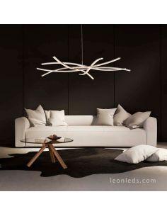 Lámpara LED grande serie Aire LED Mantra 5910