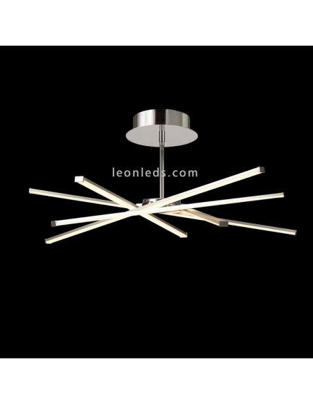 Plafón LED moderno Star LED 5918 6031