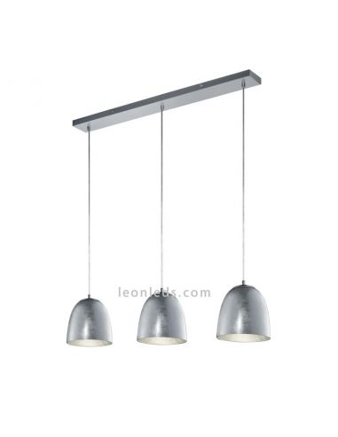 Lámpara de techo 3 luces Ontario de Trio Lighting