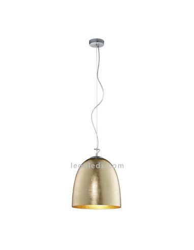 Lámpara de techo Dorada Ontario