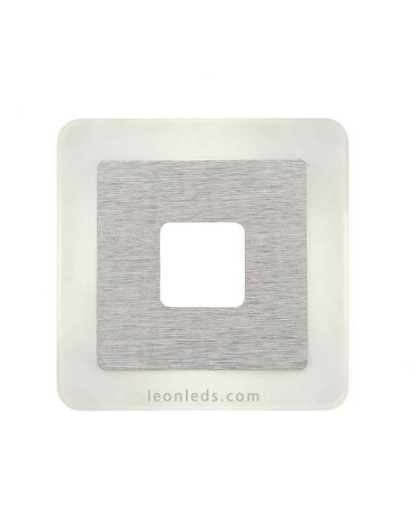 Aplique LED cuadrado Sol de Mantra 5124