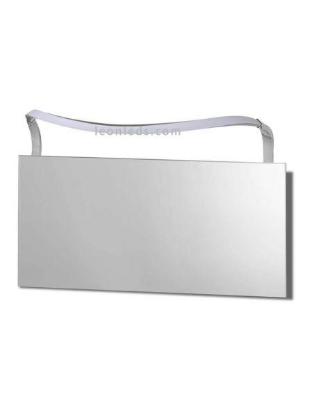 Aplique LED para espejo de baño serie Sisley 5087