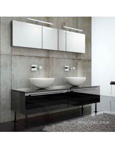 Aplique LED espejo de  baño Sisley 5085 Mantra