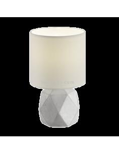 Lámpara de mesa Cemente Pike