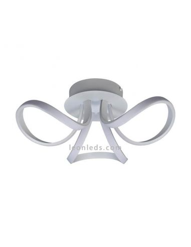 Plafon LED blanco Knot 6035 Mantra