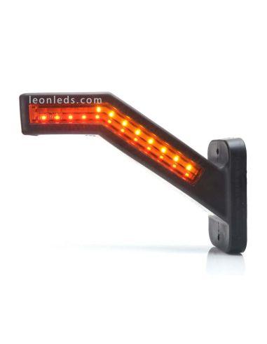 Cuerno LED con luz de freno e intermitente progresivo 147