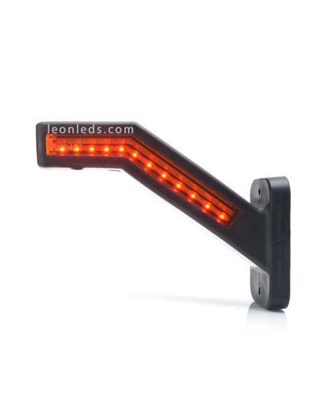 Cuerno LED con freno e intermitente progresivo 147