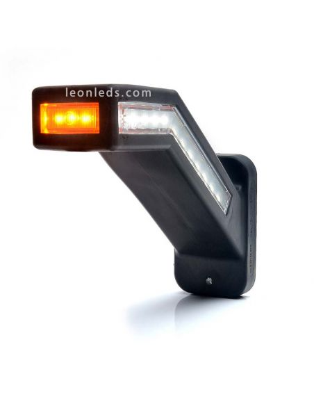 Cuerno LED con Freno e Intermitente progresivo 147 Was