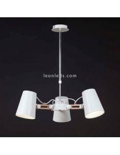Lámpara de techo Nórdica Pantallas serie Looker