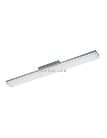 Plafón LED alargado serie Toledo de Trio Lighting