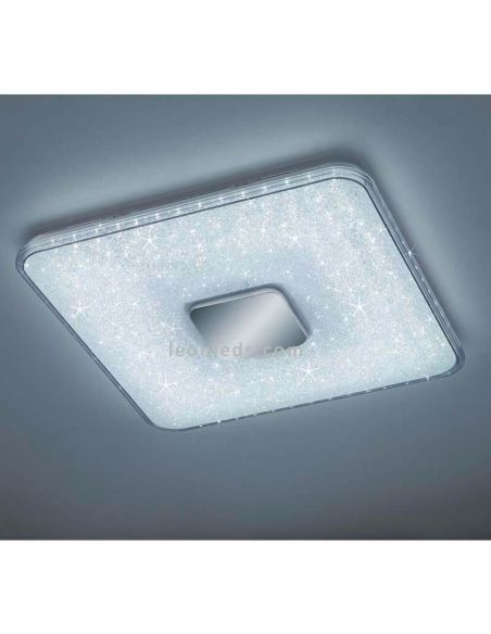 Plafón LED Akura de Trio Lighting