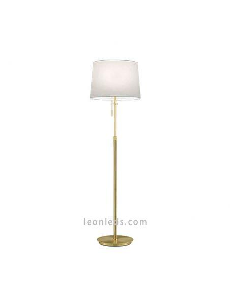 Lámpara de pie Bronce matel Lyon Trio Lighting