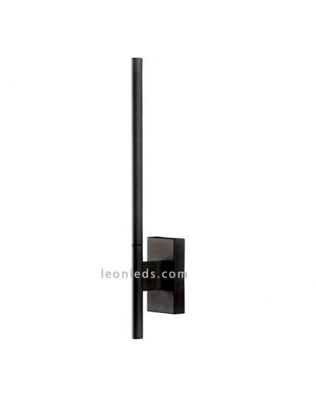 Aplique LED negro serie Torch de Mantra 6701
