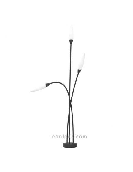 Lámpara de pie para exterior Espiga 6546