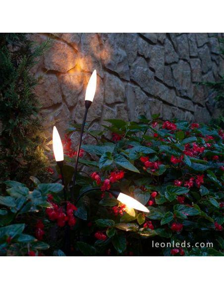 Lámpara de pie para exterior Espiga 6546 Mantra