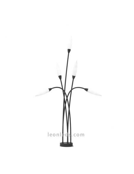 Lámpara de pie para exterior decorativa Espiga 6547