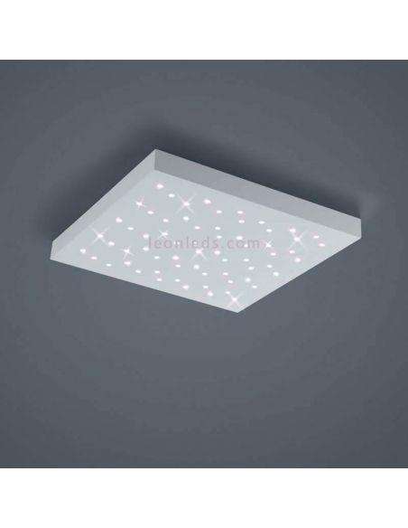 Plafón LED blanco Titus Trio Lighting