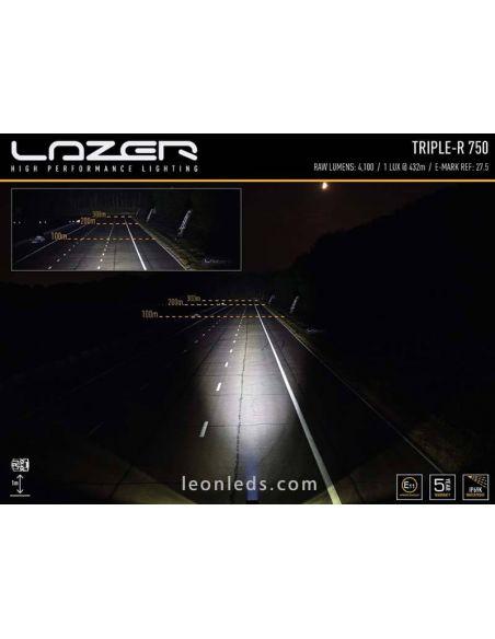 Lazer triple R 750 180W