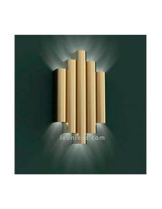 Aplique LED Dorado Robin ACB Iluminación