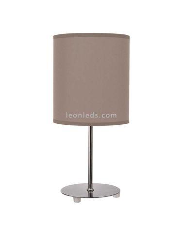 Lámpara de sobremesa Nicole Topo Fabrilamp